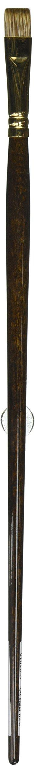Winsor & Newton 5501010 Monarch Bright Long Handle Brush, Size 10