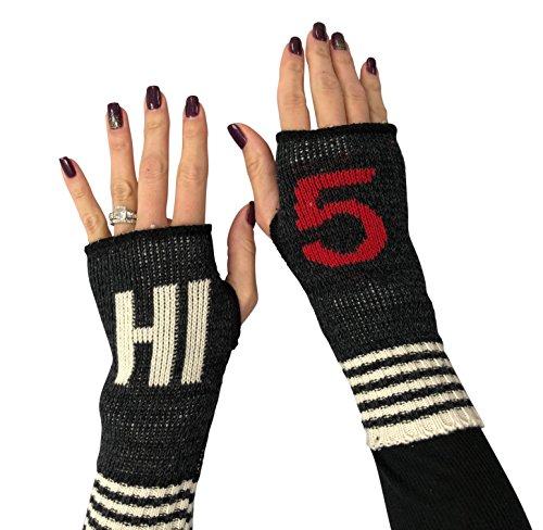 Green 3 Women's Hi 5 (Hi 5 Fingerless Glove)