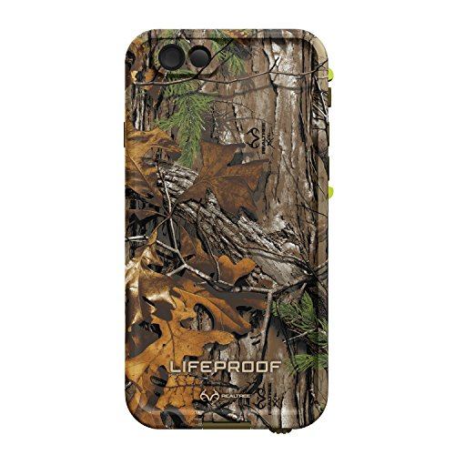 Lifeproof FRE SERIES iPhone 6/6s Waterproof Case (4.7″ Version) – Retail Packaging – RT XTRA LIME (LIME/REALTREE XTRA)