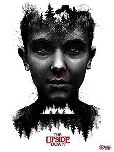 ired Eleven Painting and Design Giclèe Poster Print ()