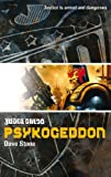 Front cover for the book Psykogeddon (Judge Dredd) by Dave Stone