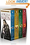 A Song of Ice and Fire, (4 Vols.): A...