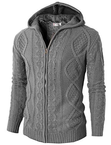 Mens 100% Wool Sweater - 7
