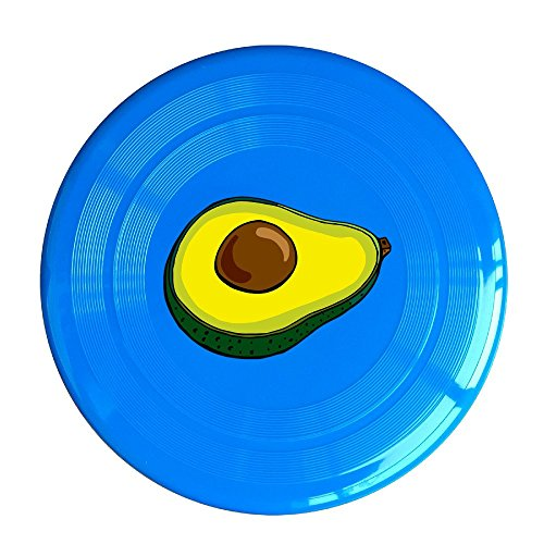 Logog 8 Custom Design Of The Avocado Pet Flying Discs RoyalBlue Diameter 23cm (Assassin Costume Design)