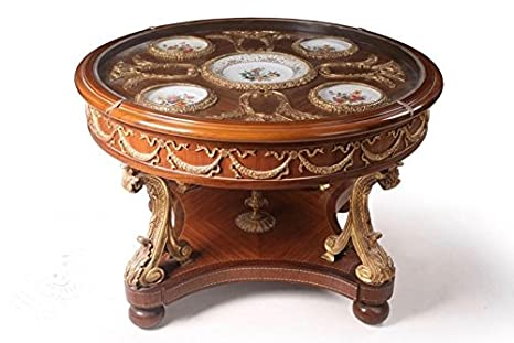 Arredamento Barocco Antico : Louisxv tavolino da salotto antico in stile barocco mota