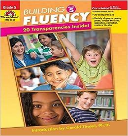 Book Building Fluency, Grade 5