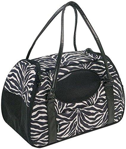 Gen7Pets Carry Me Deluxe Zebra Carrier product image
