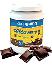Keepgoing Quick Recovery 600 gr - Sabor - Chocolate