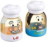 Anpanman Atsumete Ton-ton Salt and pepper of Batako san and jam Ojisan