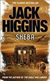 Sheba by Jack Higgins front cover