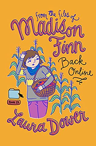 book cover of Back Online