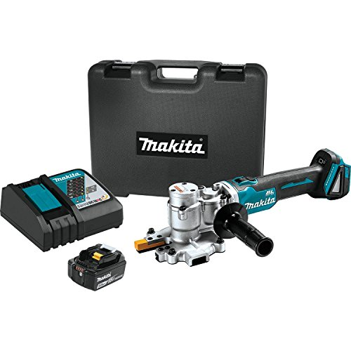 Makita XCS02T1 18V LXT Lithium-Ion Brushless Cordless Steel Rod Flush-Cutter Kit (5.0Ah)