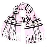 TZ Promise Plaid Cashmere Feel Classic Soft