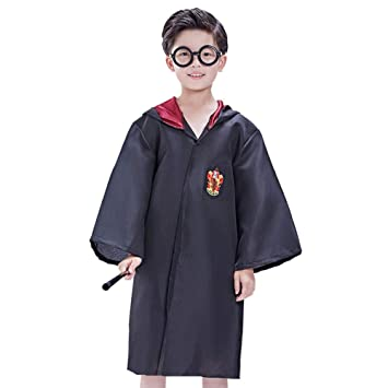 FACAI Disfraz De Halloween, Harry Potter Ropa Traje Cosplay ...