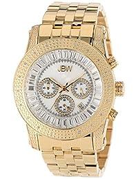 "JBW Men's JB-6219-F ""Krypton"" Gold Chronograph Diamond Watch"