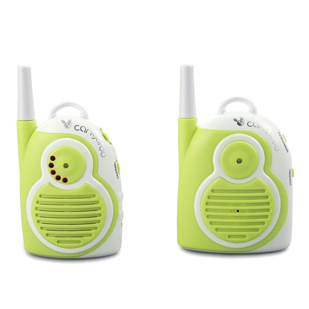 Babyphone Mommy´ s Sense bis 1,3 km hohe Reichweite, 2 Kanä le, Batterieanzeige Moni Trade Ltd.