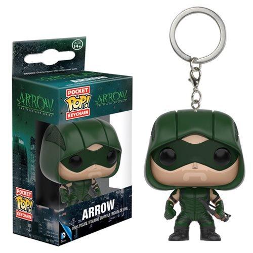 Arrow Pocket Pop Key Chain