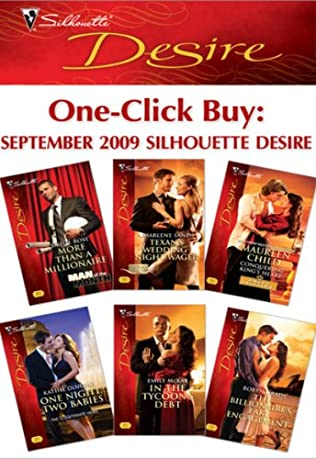 book cover of One-Click Buy: September 2009 Silhouette Desire