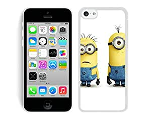 Personalized Design iPhone 5C Despicable Me 31 Protective Cell Phone Cover Case for Iphone 5c White