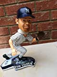 Forever Collectibles MLB New York Yankees Kevin Youkilis 2013 Pennant Base Bobble Home