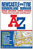 Newcastle Upon Tyne Street Atlas (A-Z Street Atlas)