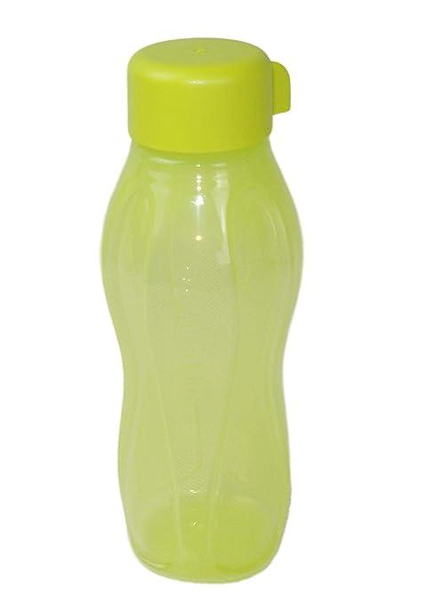 80bee228ba TUPPERWARE Eco-bottiglia lime e verde EcoEasy 310 ml Ecoflasche Eco  bottiglia, nuovo