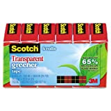 MMM6126P - Scotch Transparent Greener Tape