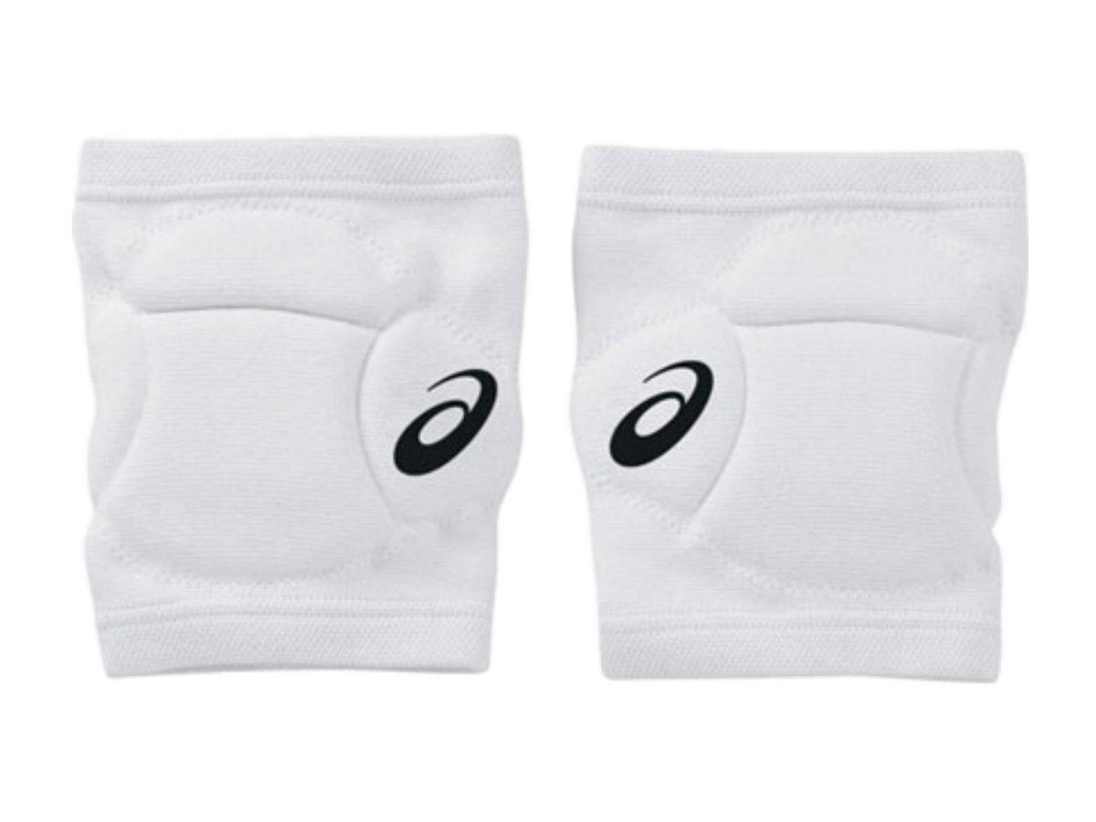 Asics Setter KneepadホワイトユニセックスProtective Volleyball Kneepads (サイズ1 ) B00TXPRQ0K