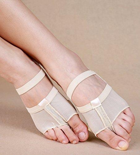 Chair Coussinet Pour Ballet Noir Bellyqueen Paires Dance Jazz 4 Femme De Chaussure Tailles Wear Strings Danse Oriental Disponibles Pied 5gxp6wp