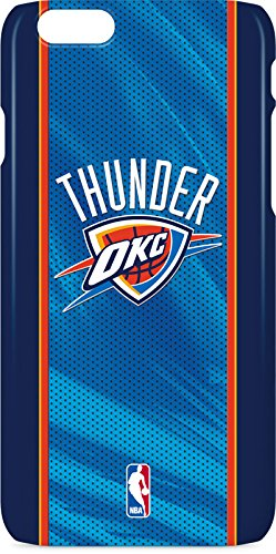 NBA Oklahoma City Thunder iPhone 6 Lite Case - Oklahoma City Thunder Blue Jersey Lite Case For Your iPhone 6