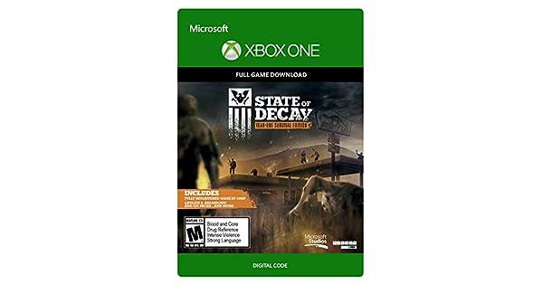 State of Decay: Year-One Survival Edition | Xbox One - Código de ...