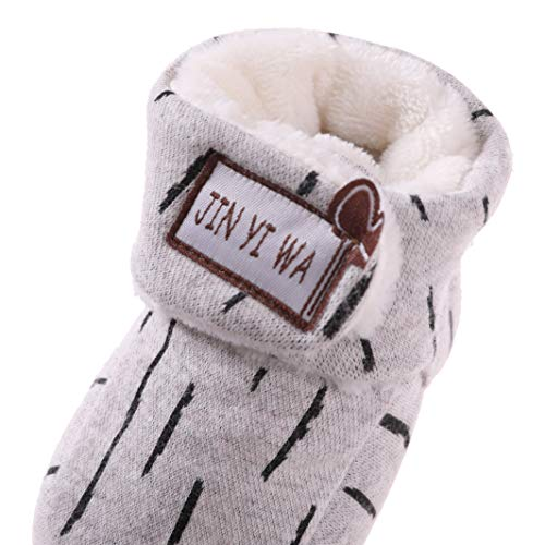Pictures of RONGBLUE Newborn Infant Baby Girls Boys Slippers 4