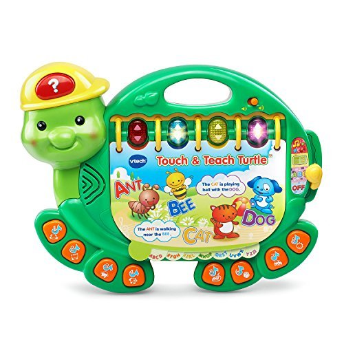 VTech Touch and Teach Turtle Book