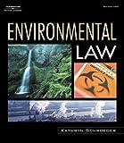 Environmental Law 1st Edition