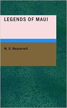 Book Legends of Maui