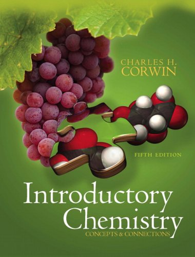 Introductory Chemistry: Concepts & Connections Value Package (includes Prentice Hall Laboratory Manual to Introductory Chemistry: Concepts and Connections) (5th Edition)