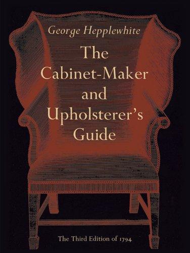 The Cabinet-Maker and Upholsterer's (Craftsman Glass Cabinet)