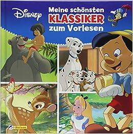 Disney Meine Schönsten Klassiker Zum Vorlesen Disney Klassiker