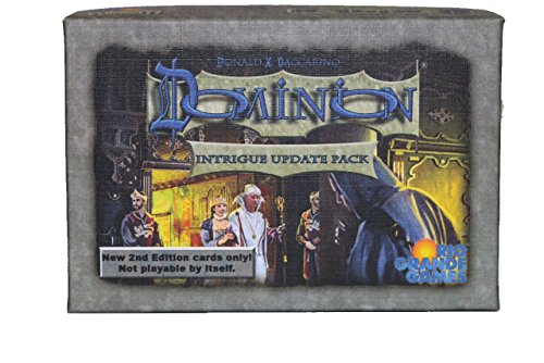 Dominion: Intrigue 2nd Edition Board Game Update Pack (Intrigue Game)
