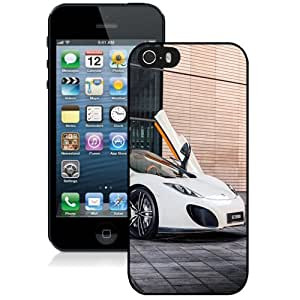 Beautiful Custom Designed Cover Case For iPhone 5s With Gemballa McLaren MP4 12C GT Spider Phone Case Kimberly Kurzendoerfer