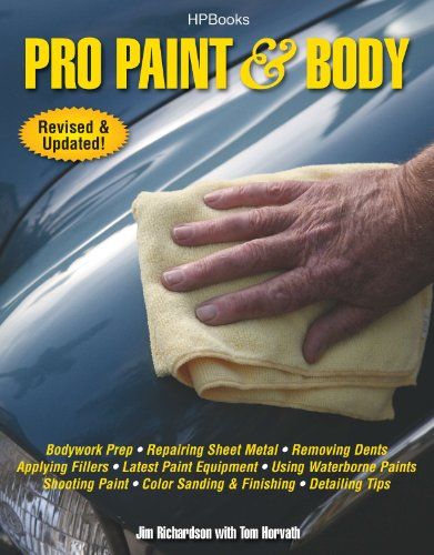 (Pro Paint & Body HP1563)