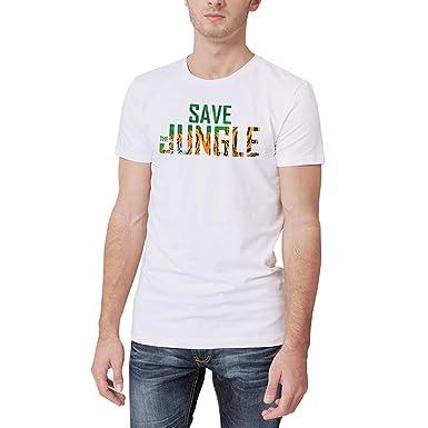 6729196d8c64 Tanhangguan Men s Letter Tee Short Sleeve T Shirts Teens Tops Blouses