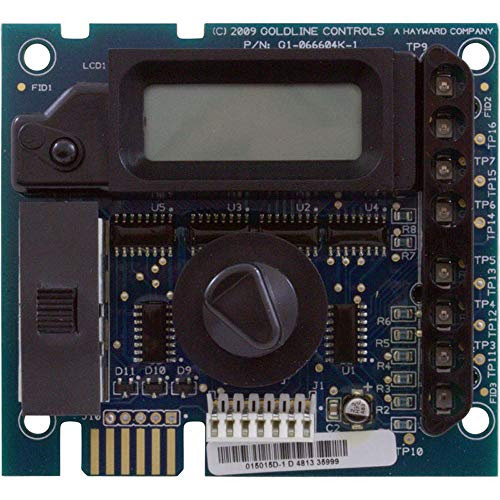 PCB, Hawyard Aqua-Rite, with Display