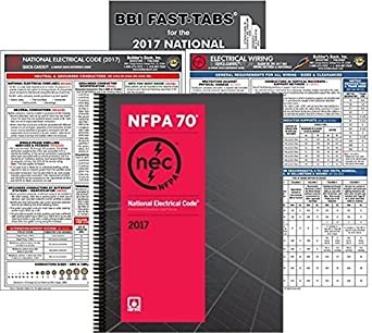 Remarkable Amazon Com Nfpa 70 2017 National Electrical Code Nec Spiralbound Wiring 101 Capemaxxcnl