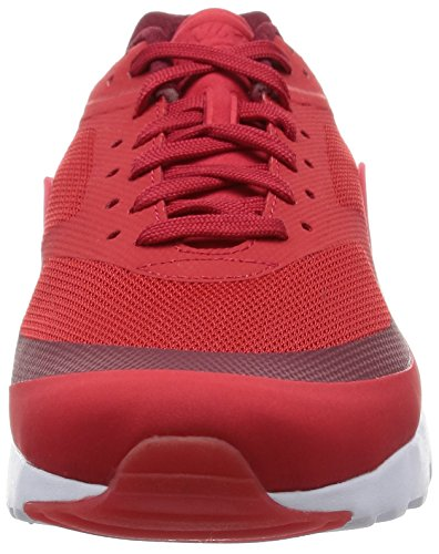 Nike Mens Air Max Bw Ultra, Universitet Röd / Unvrsty Röd-brght Cr, 7,5 M Oss