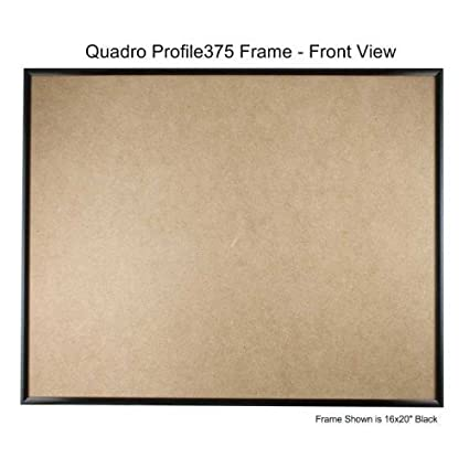 Amazon 16x24 Inch Picture Frame Single Frame Black