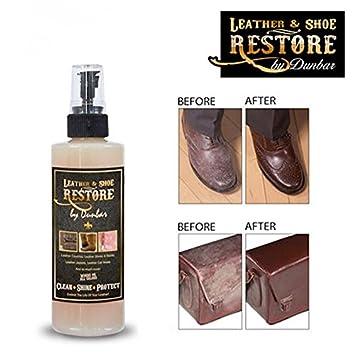 Amazon.com: Dunbar piel y zapatos restaurar: Health ...