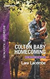 Colton Baby Homecoming (The Coltons of Texas)
