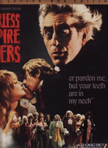 The Fearless Vampire Killers /Deluxe Letter-Box Edition Laserdisc