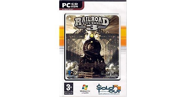 Amazon com: Railroad Tycoon 3 - PC: Video Games